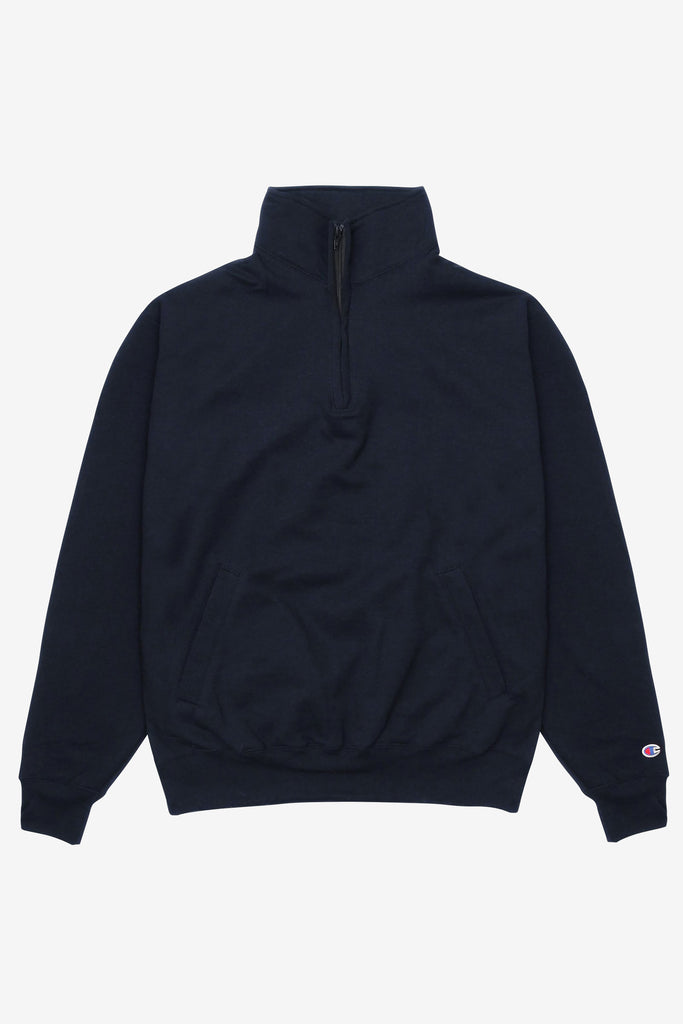 Champion - 9oz Quarter Zip - Navy