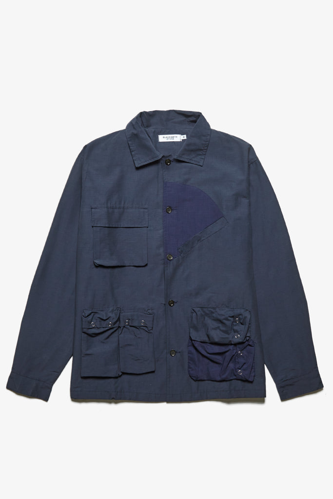 Blacksmith - Technical Ripstop BDU Jacket - Navy