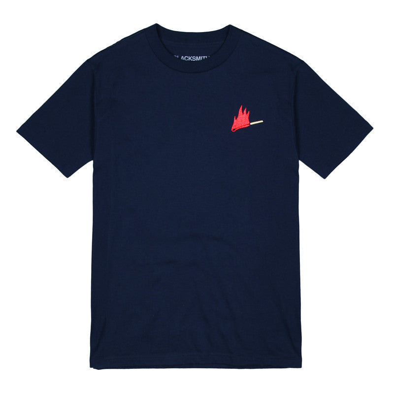 Blacksmith - Kushida Tee - Navy