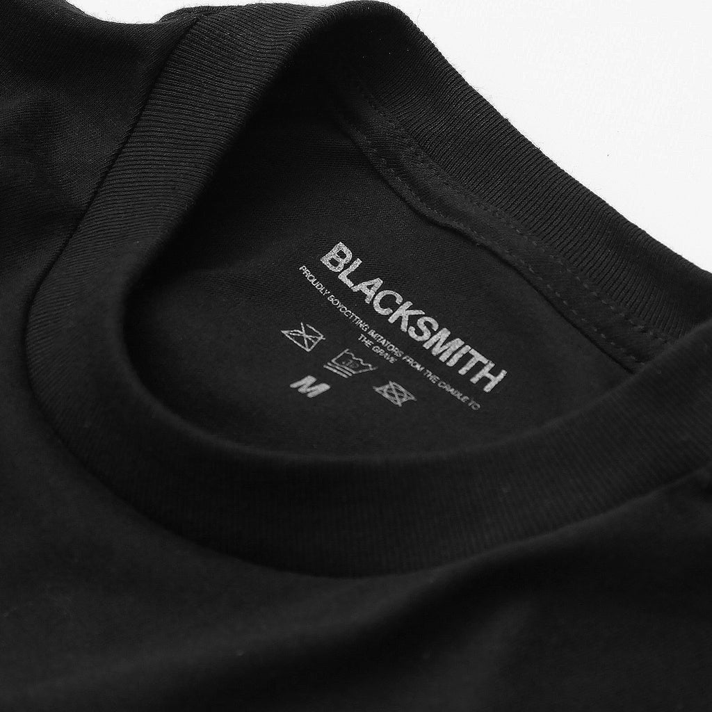 Blacksmith - Connectivity Tee - Black