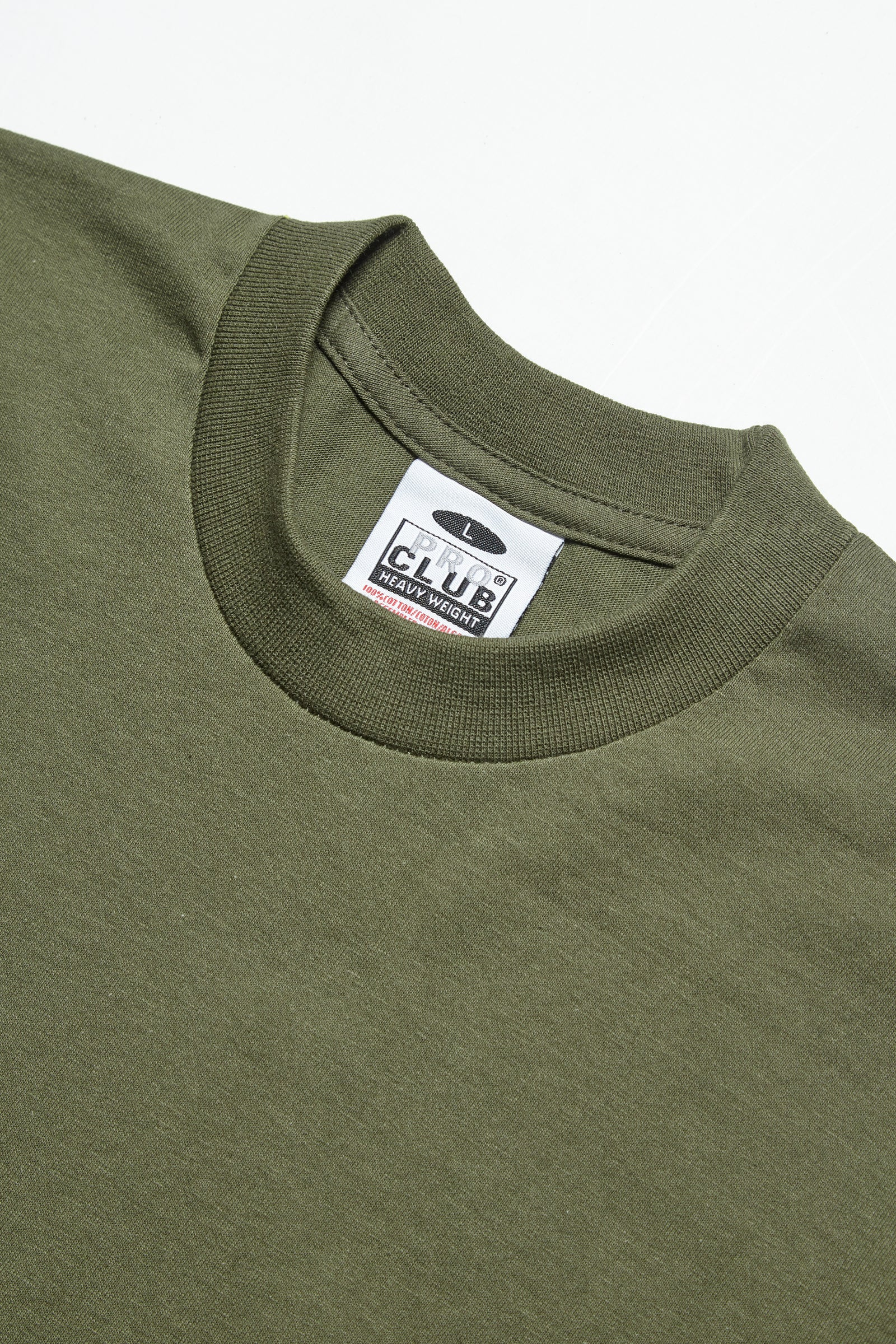 Pro Club - Heavyweight T-Shirt - Olive