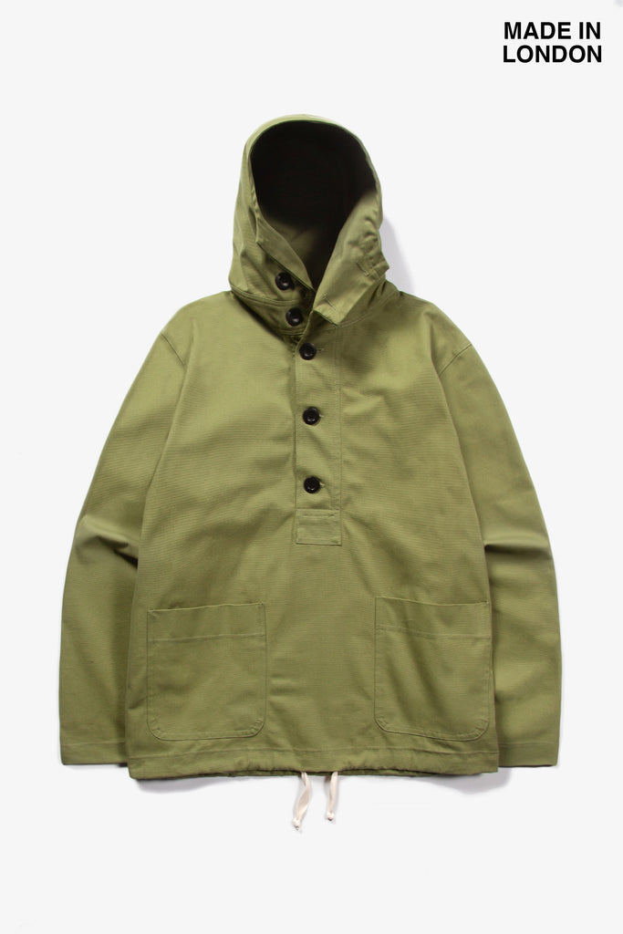 Blacksmith - 001 Canvas Smock - Olive