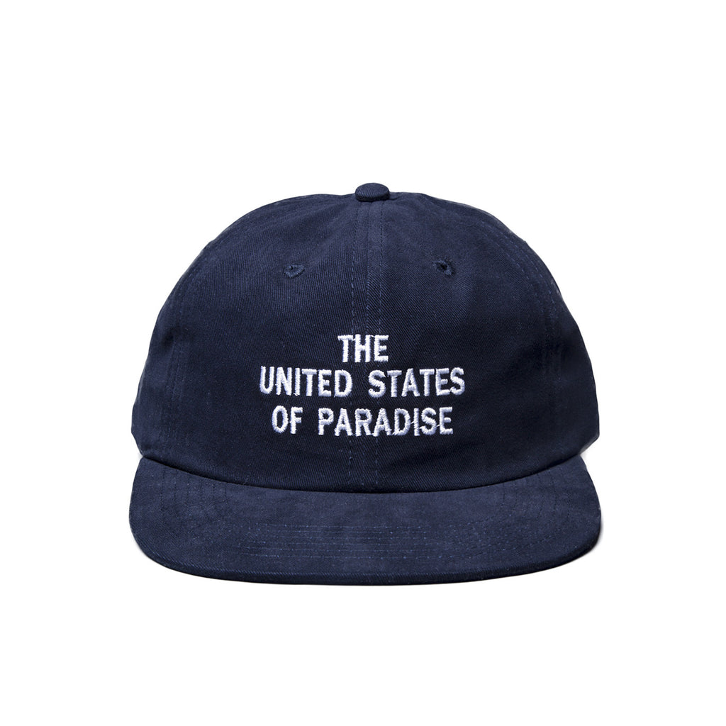 Paradise Youth Club - United States of Paradise Cap - Navy