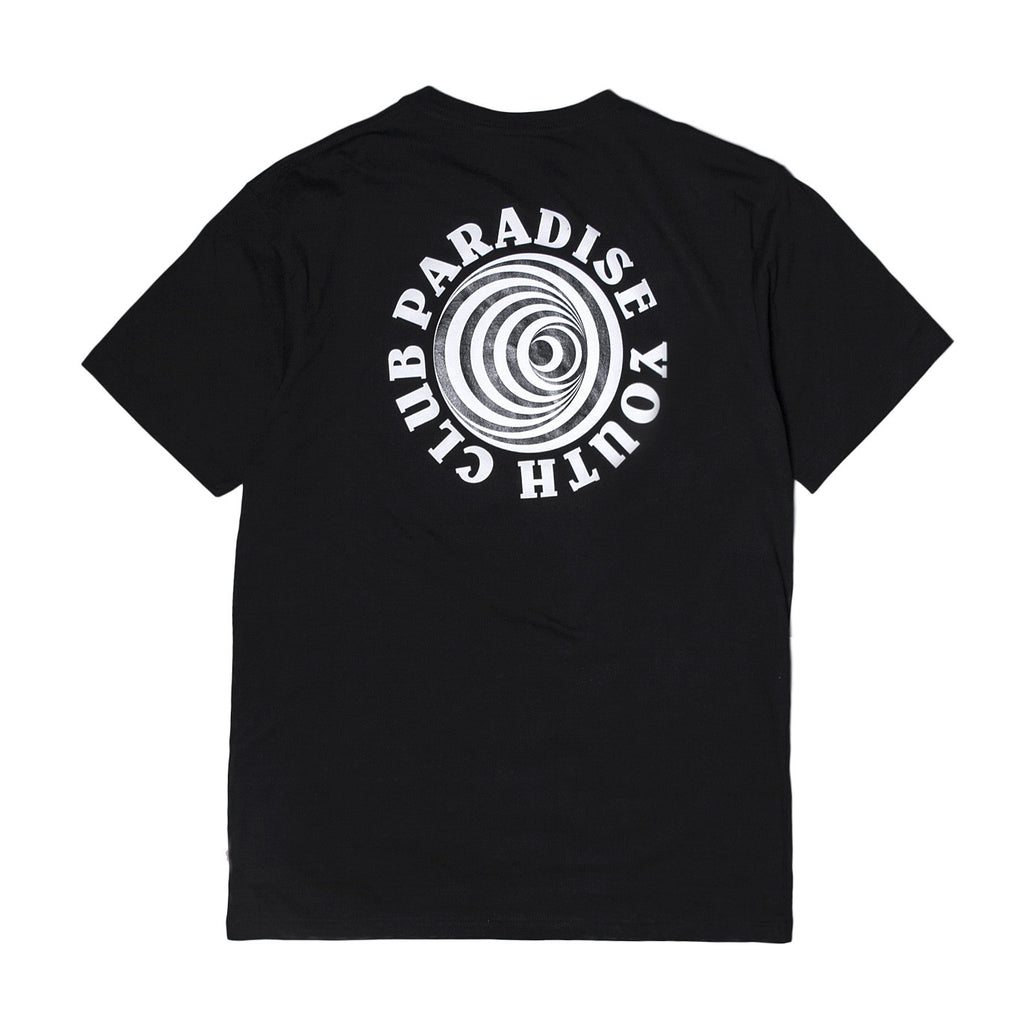 Paradise Youth Club - Tunnel Tee - Black
