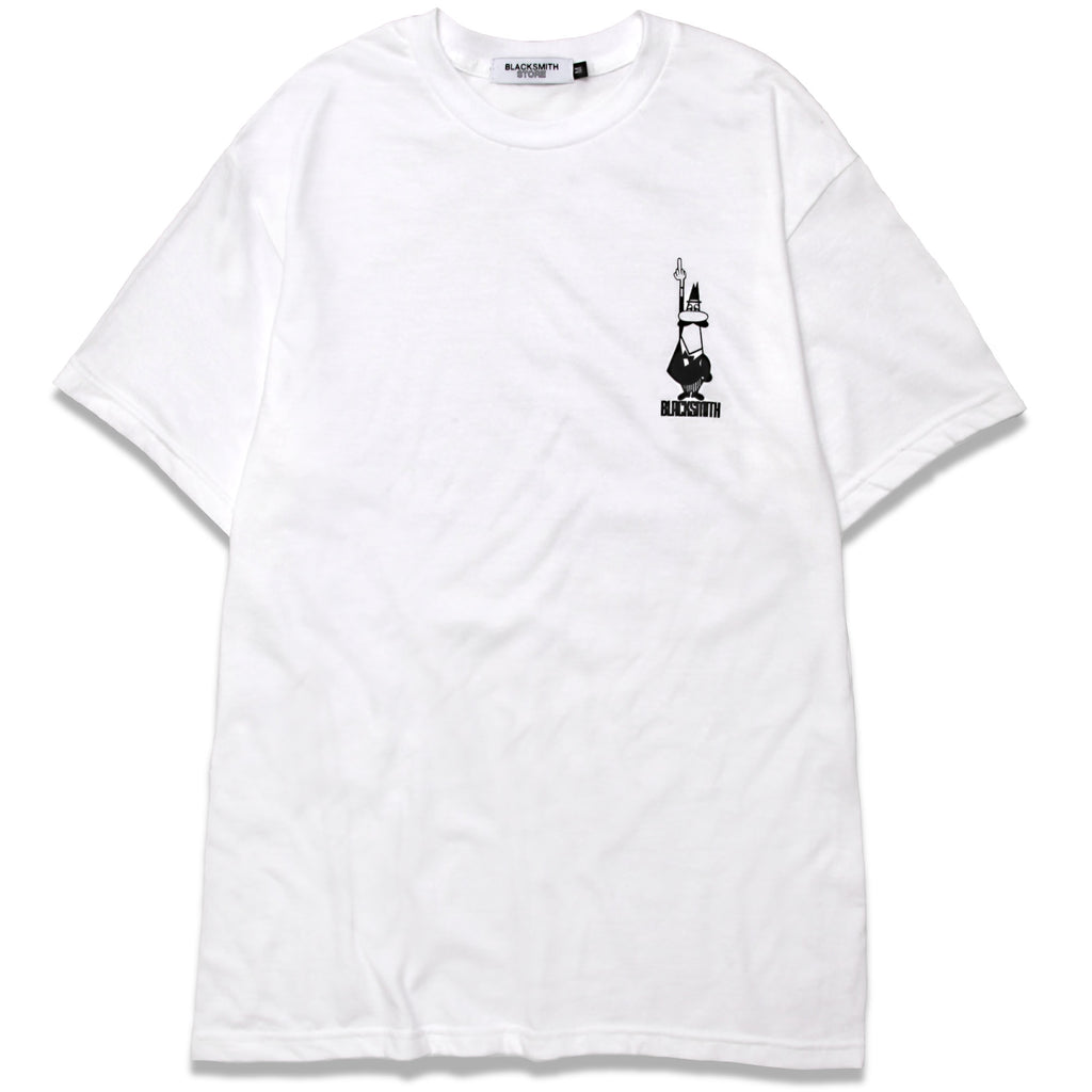 Blacksmith - Percolate Tee - White