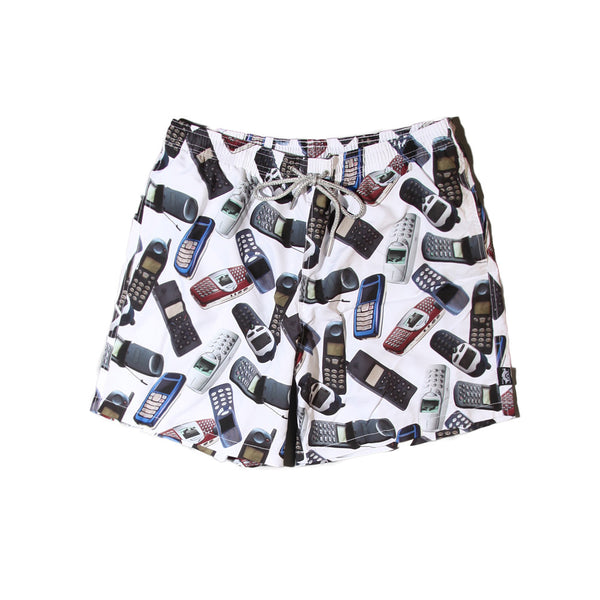 Made In Paradise - Phones Shorts