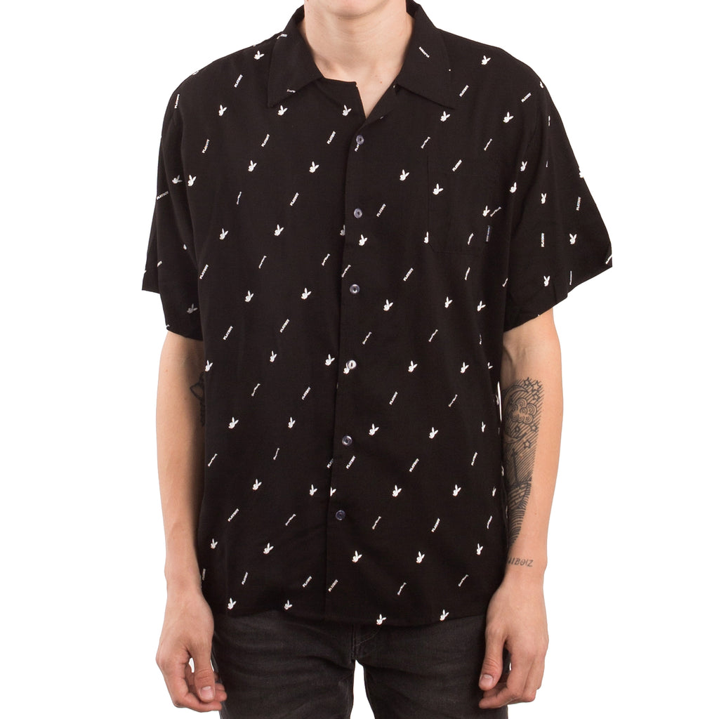 Good Worth & Co - Playboy Rayon Button Up Shirt