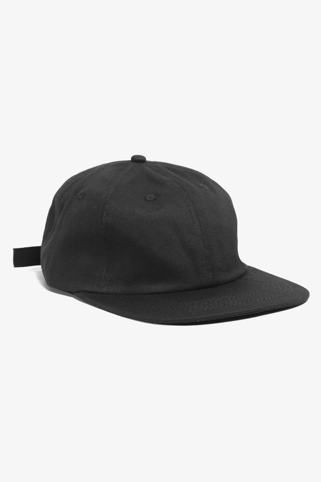 Power House - Perfect 6-Panel Cap - Black