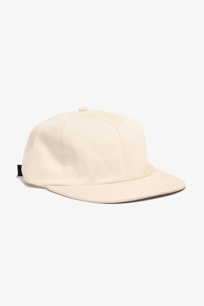 Power House - Perfect 6-Panel Cap - Natural
