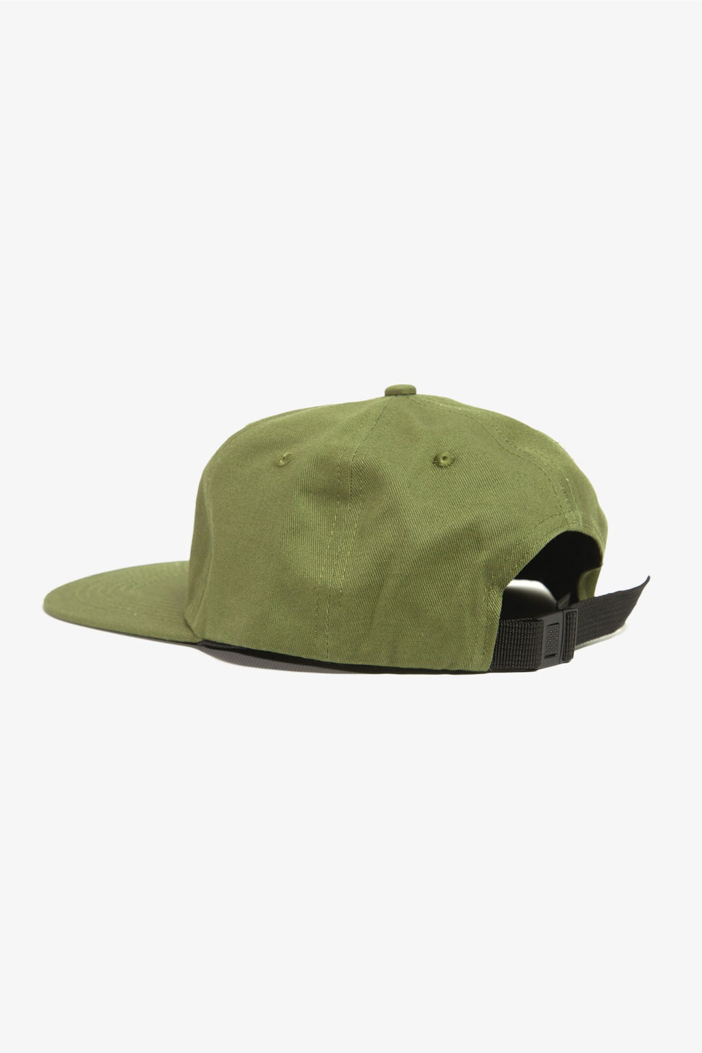 Power House - Perfect 6-Panel Cap - Olive