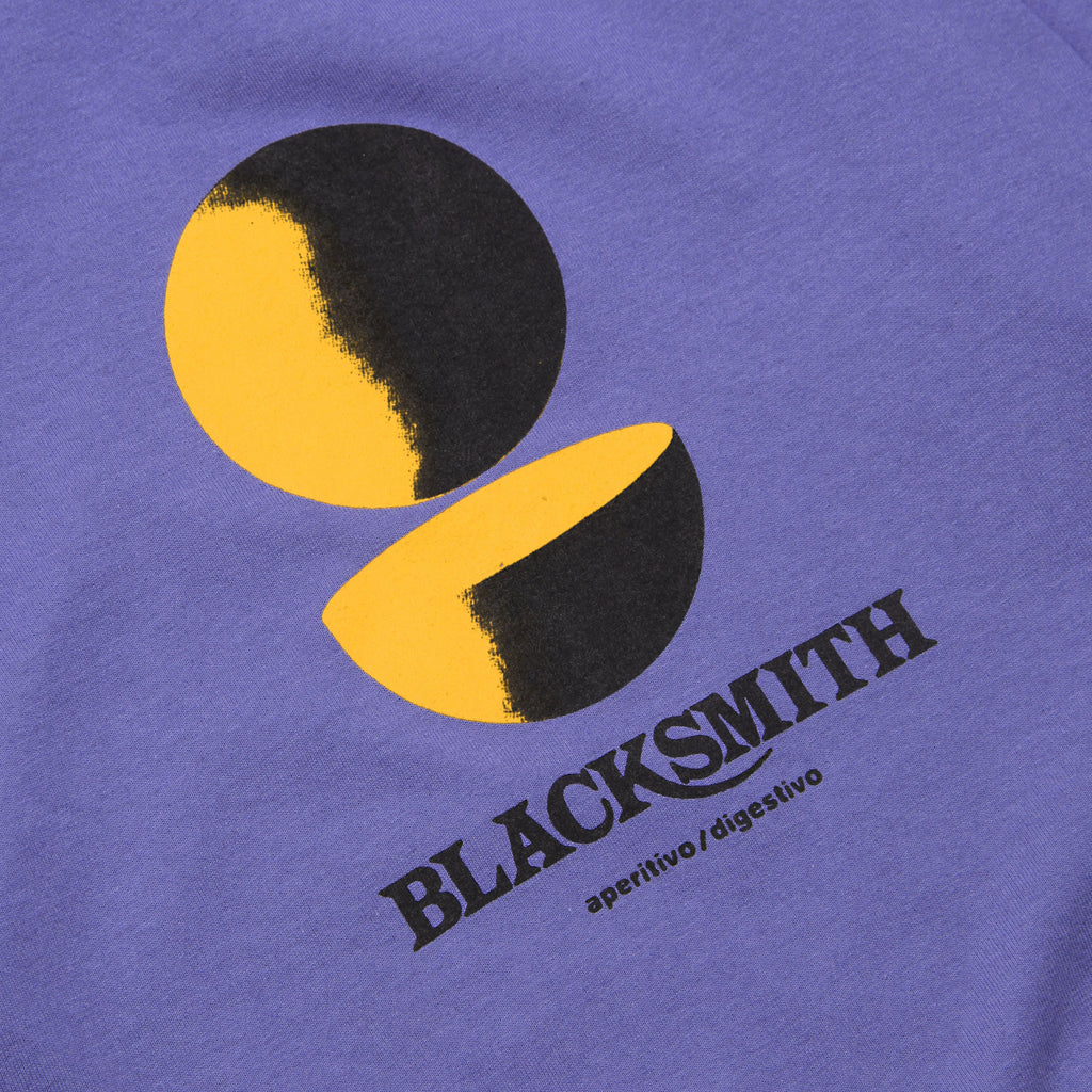 Blacksmith - Aperitivo/Digestivo Tee - Purple