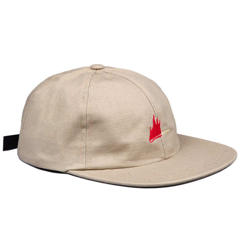 Blacksmith - Kushida Match 6 Panel Cap - Khaki