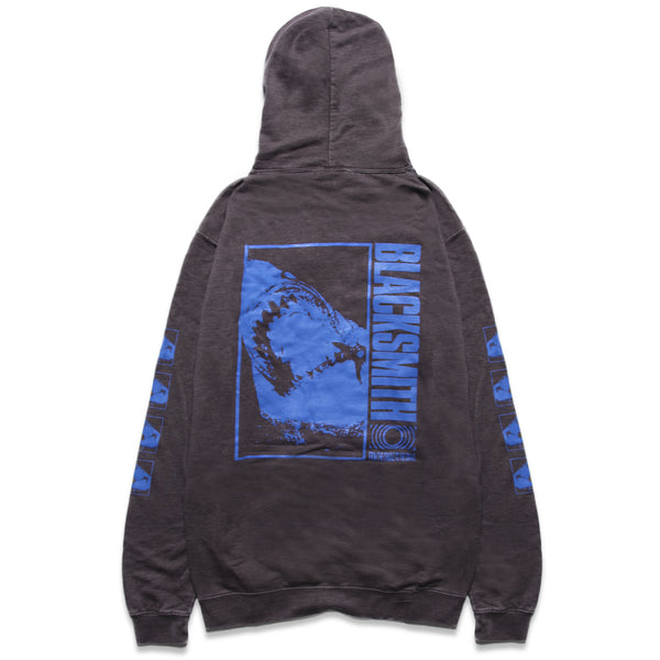 Blacksmith - Sharkbite Hoodie - Charcoal