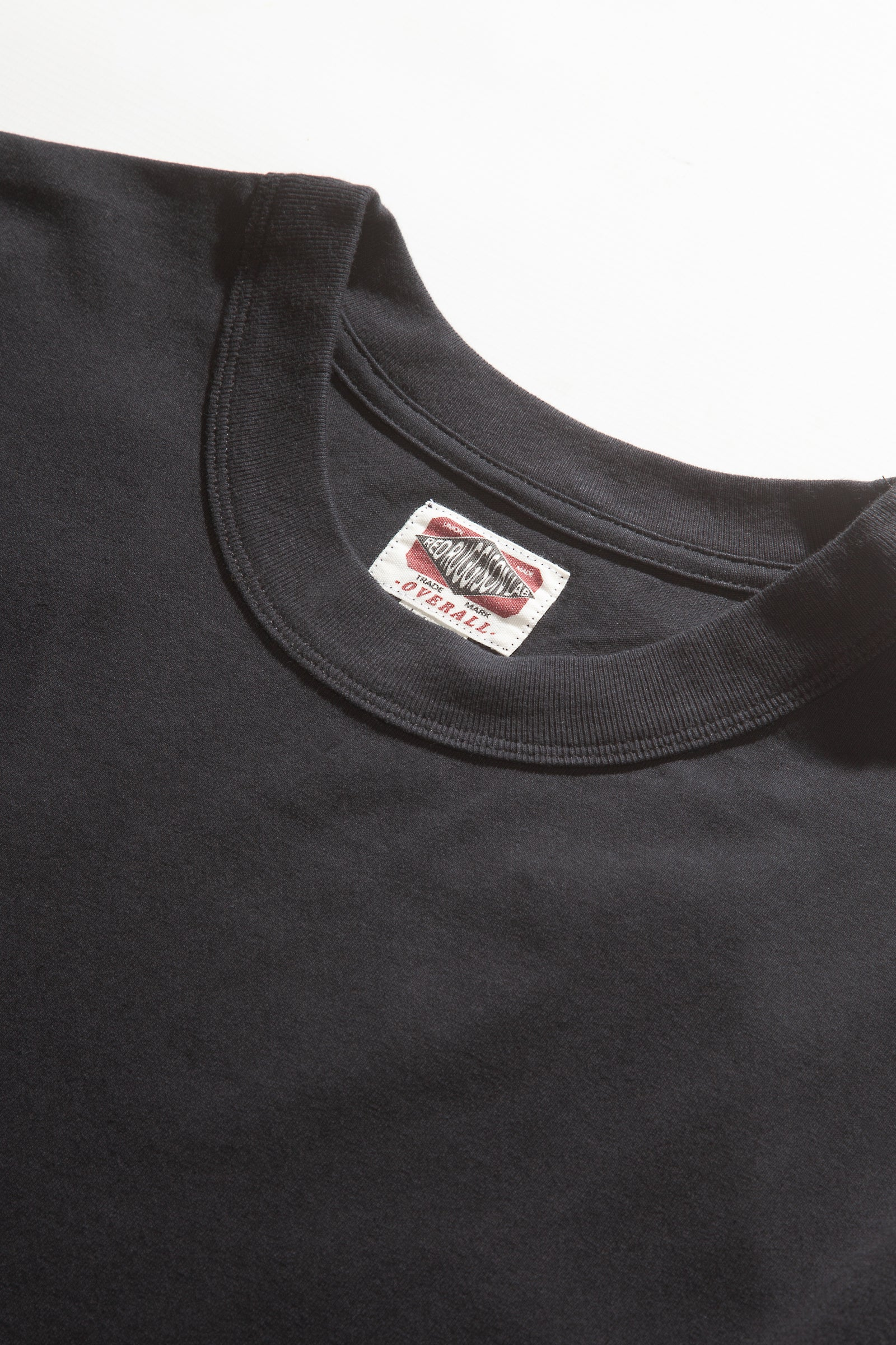 Red Ruggison - Short Sleeve T-Shirt - Black