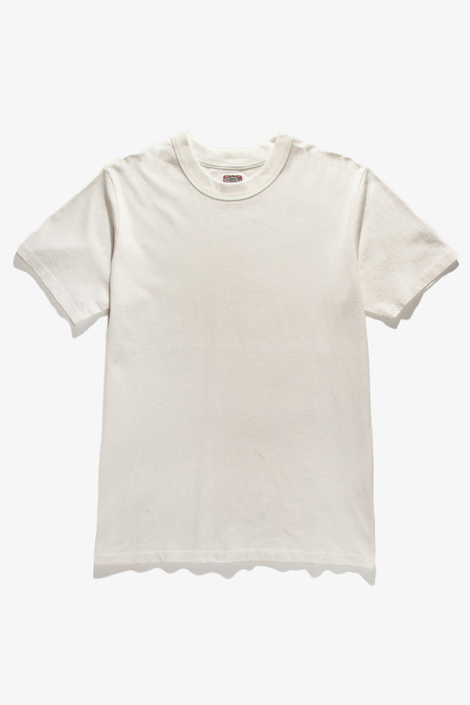 Red Ruggison - Short Sleeve T-Shirt - White