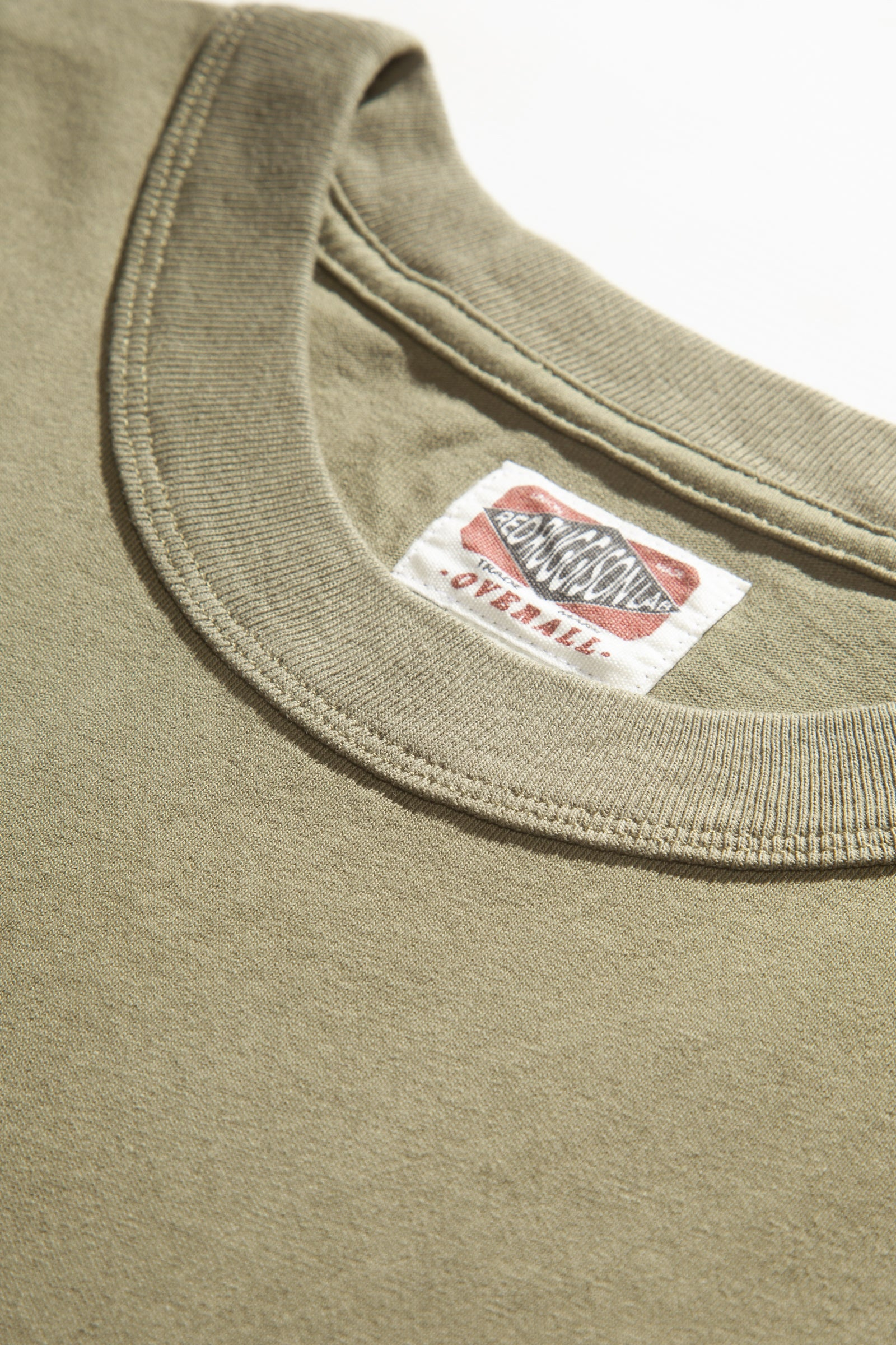 Red Ruggison - Short Sleeve T-Shirt - Olive