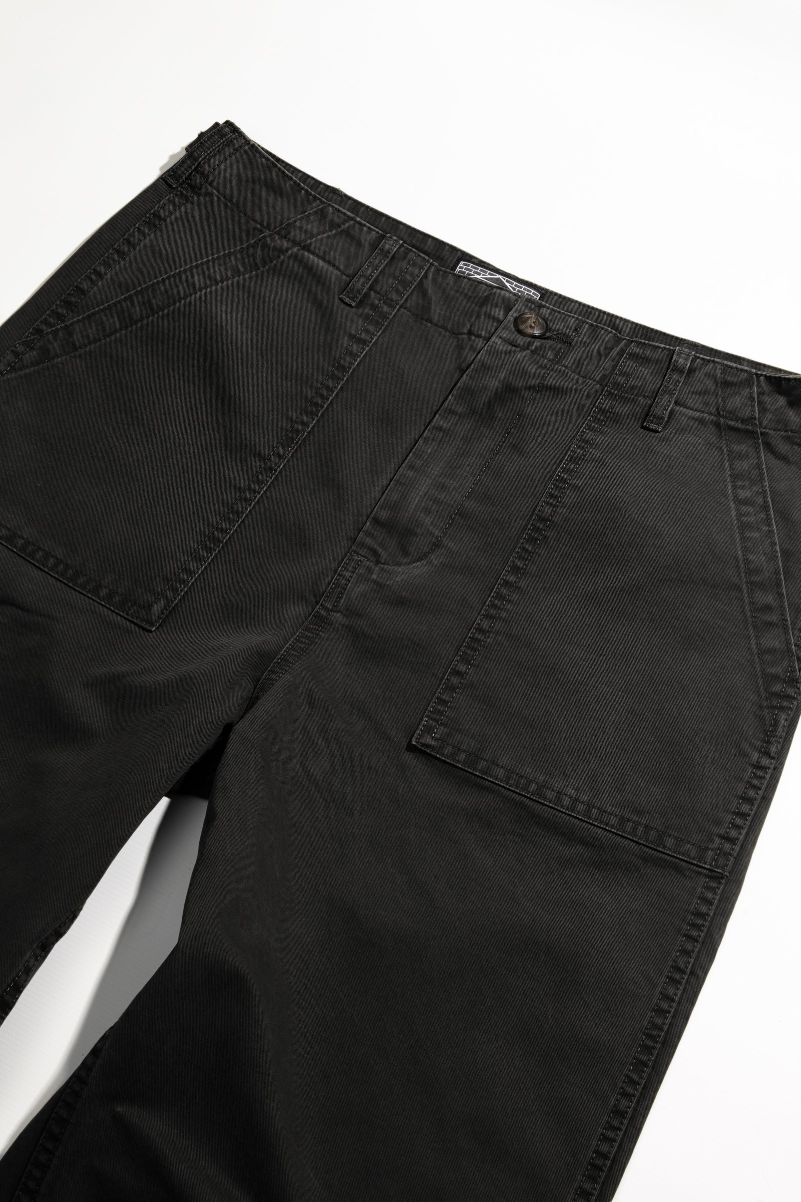 Blacksmith - Sowing Field Pants - Black
