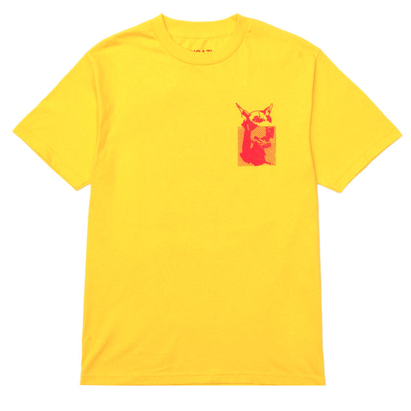 Stugazi - Life After Death Tee - Yellow