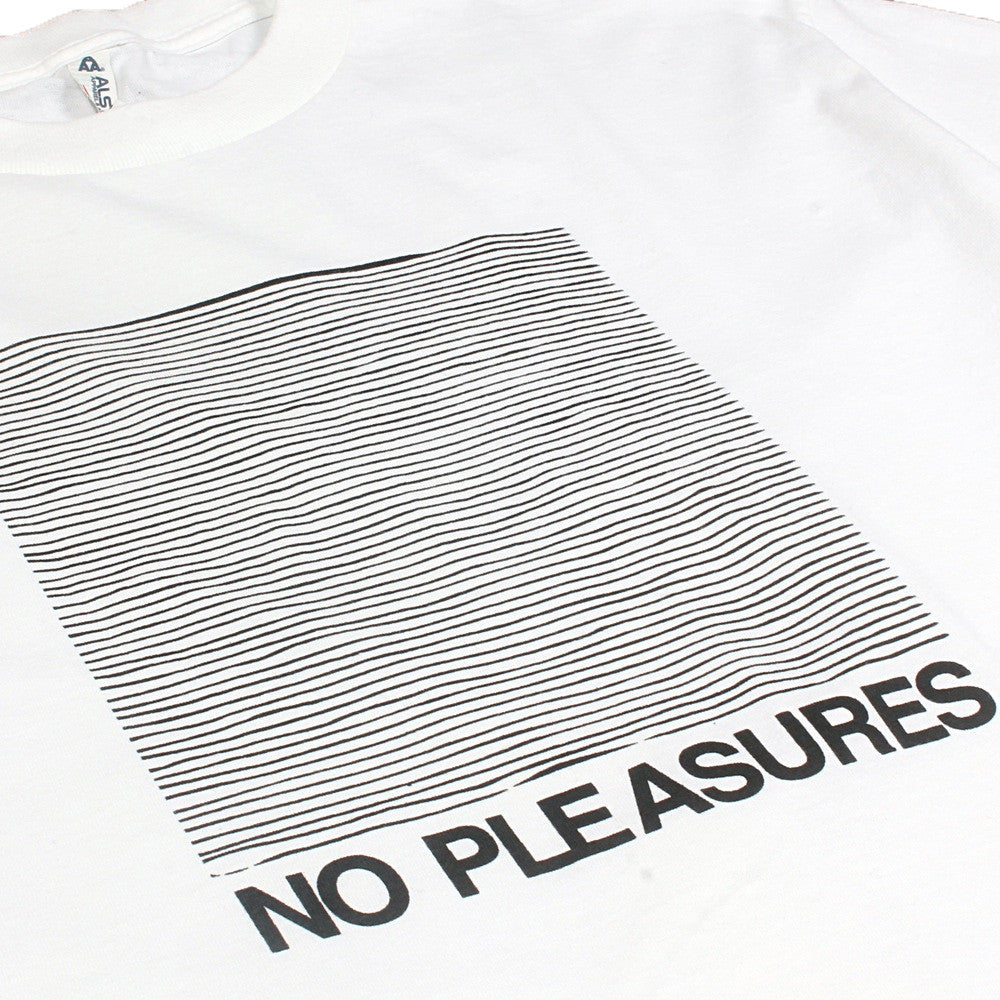 Stugazi - No Pleasures Tee - White