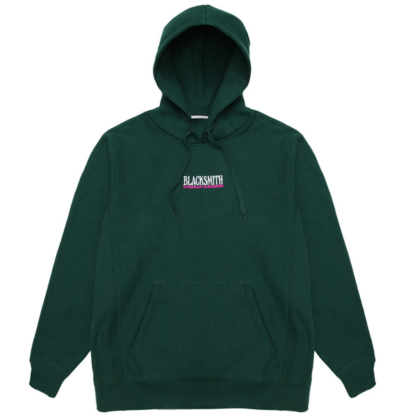 Blacksmith - Surrealist Subversion 12oz Hoodie - Forest Green