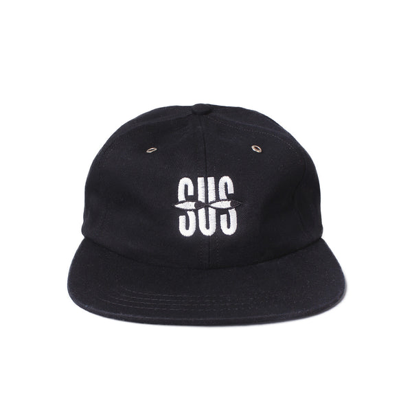 Blacksmith x Pete Sharp SUS Cap - Black