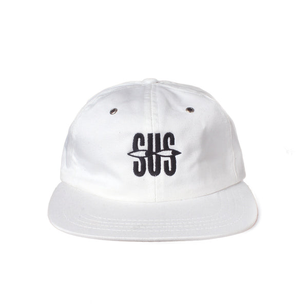 Blacksmith x Pete Sharp SUS Cap - White