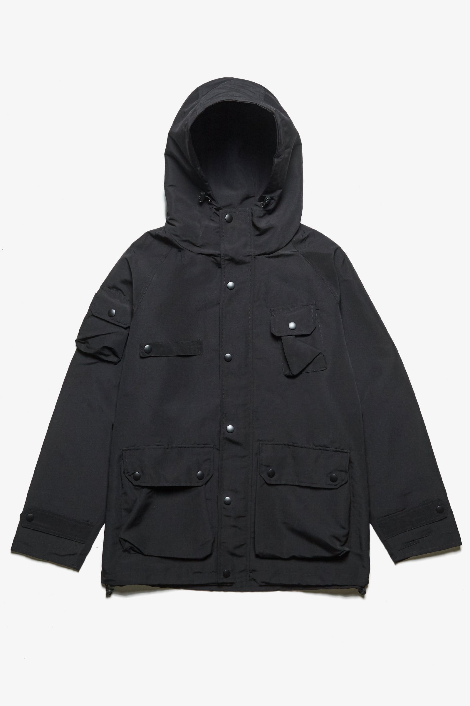 Blacksmith - Tactical Mountain Parka - Black