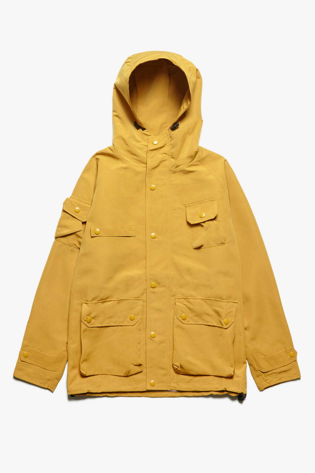 Blacksmith - Tactical Mountain Parka - Dijon
