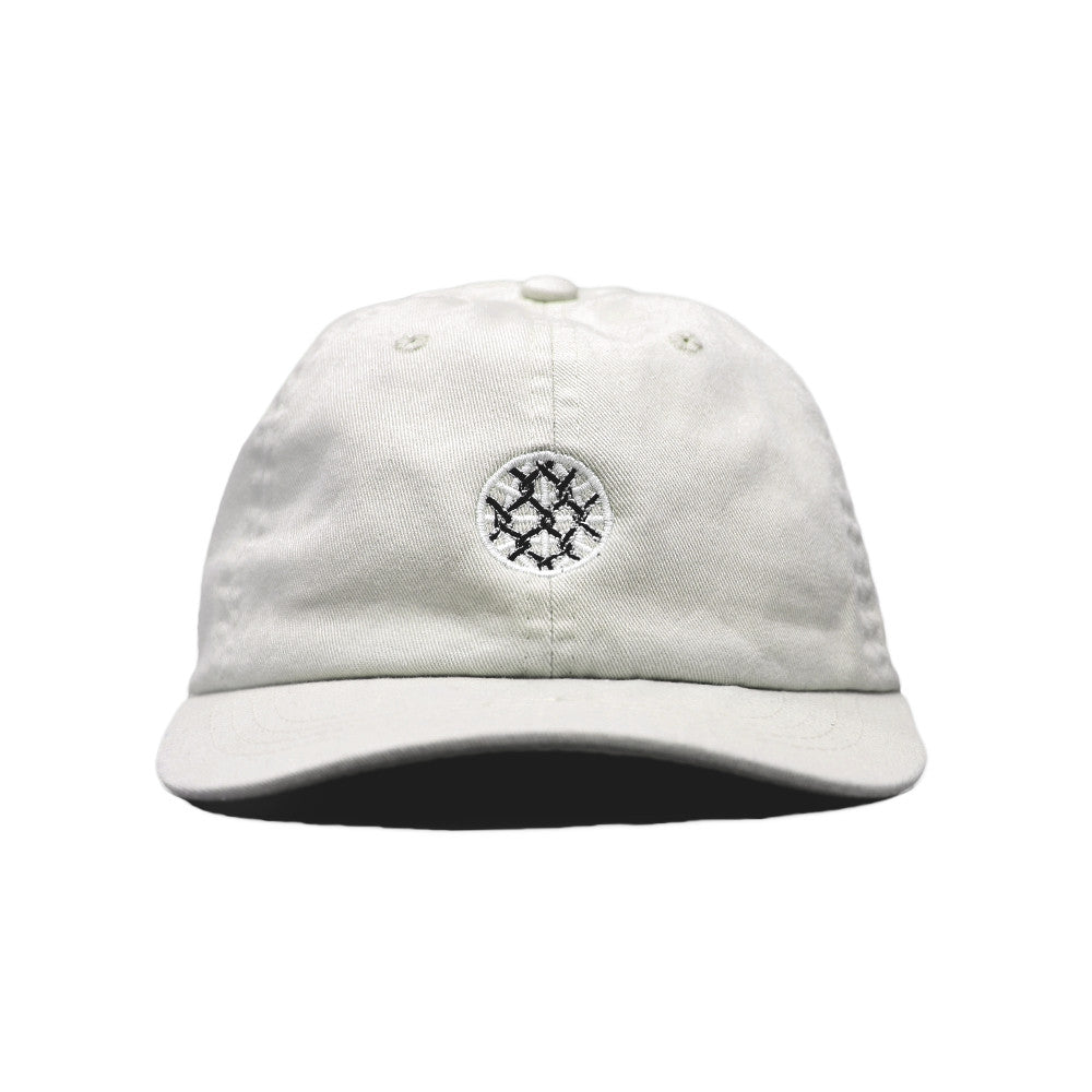 Blacksmith - Globe Strapback Cap - Tan