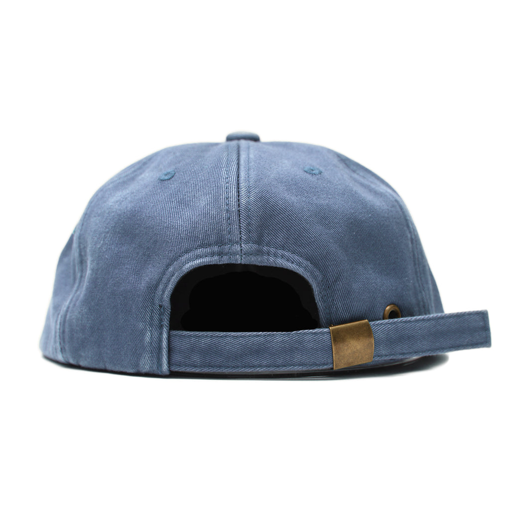Blacksmith - Overdyed Walking Finger Cap - Denim