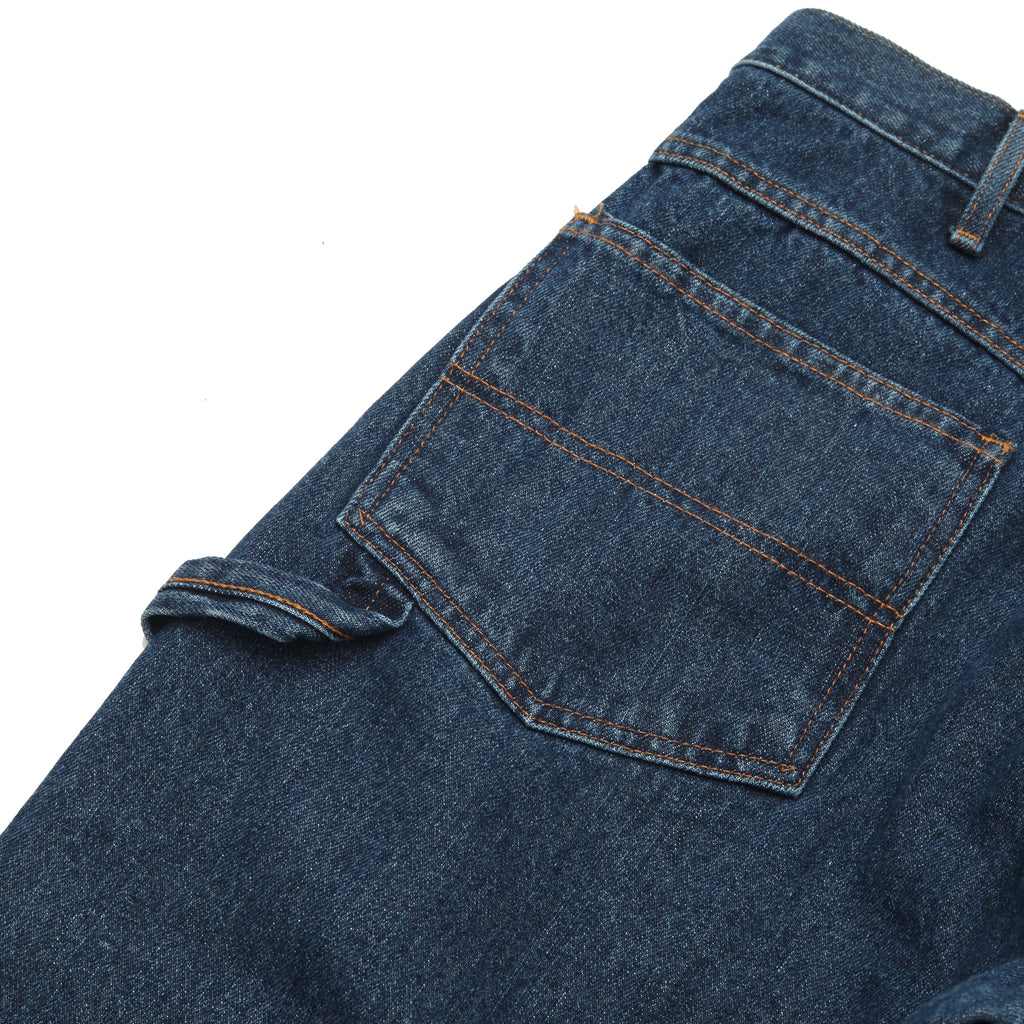 Round House 14oz Carpenter Jeans #1010 - Washed Indigo
