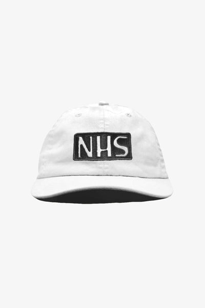 Blacksmith - NHS Fundraiser Cap - White