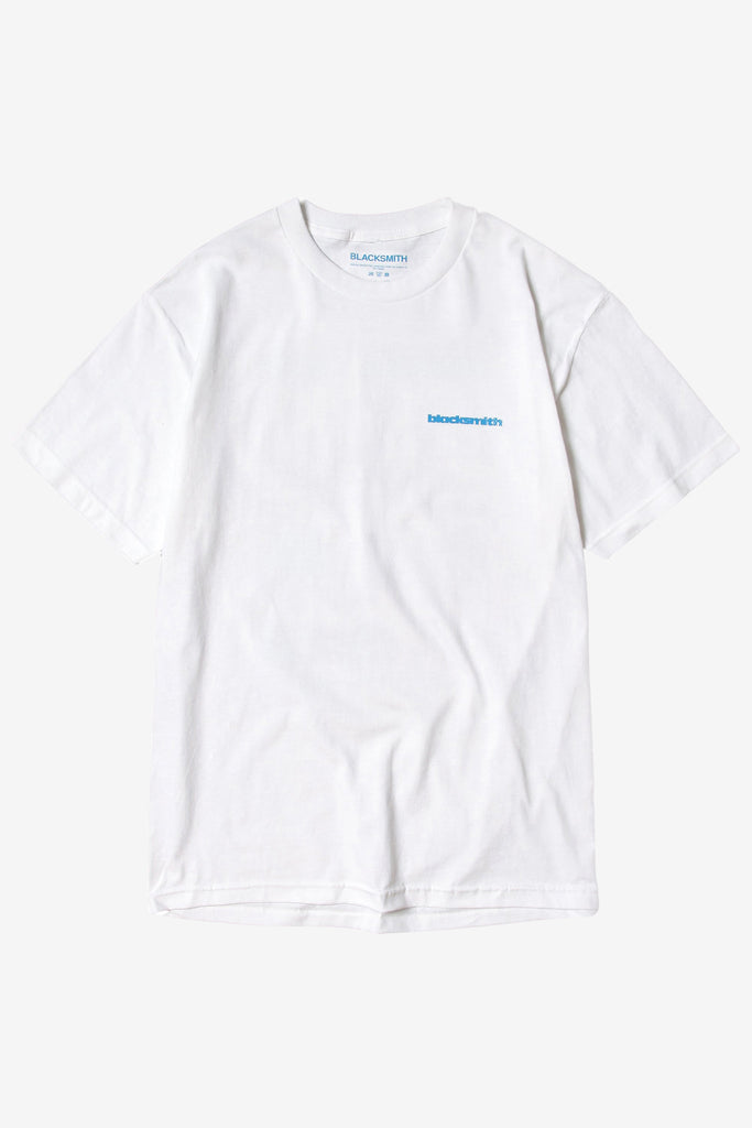 Blacksmith - Beyond Tee - White