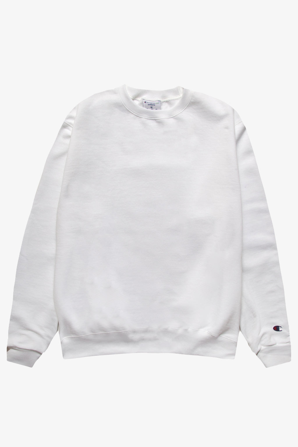 Champion - 9oz Crewneck - White