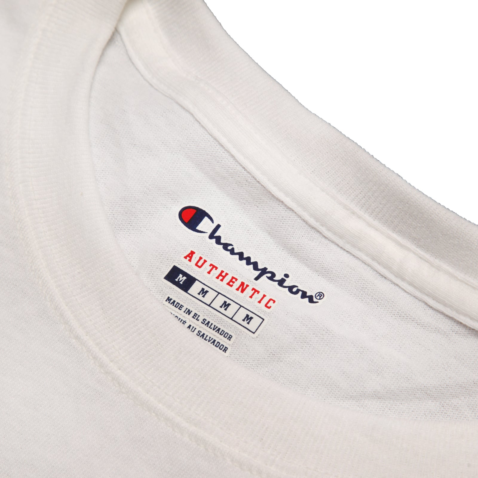 Champion - 6oz Long Sleeve T-Shirt - White