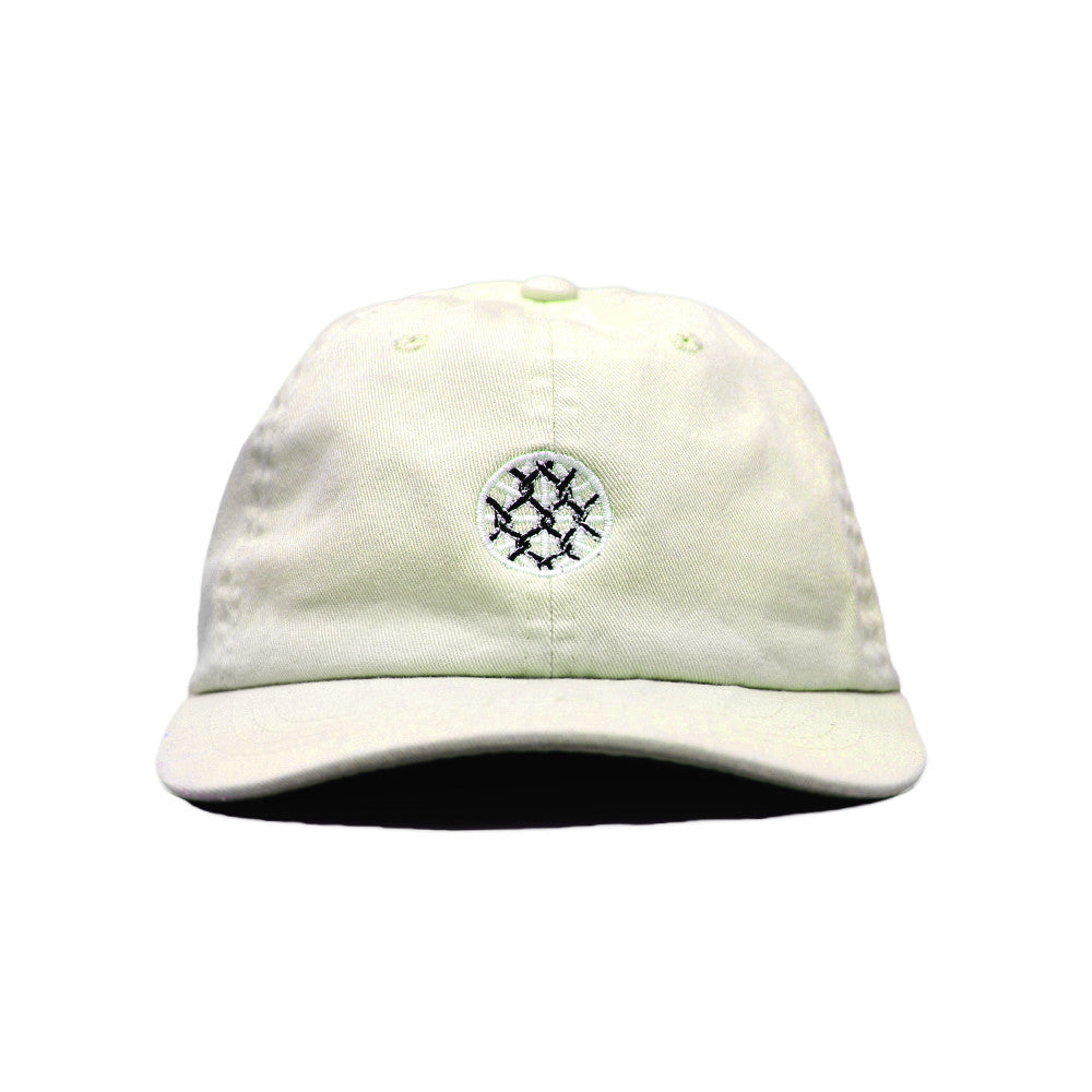 Blacksmith - Globe Strapback Cap - Yellow