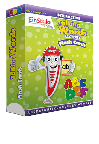 EinStylo - English Flash Cards - Phonics