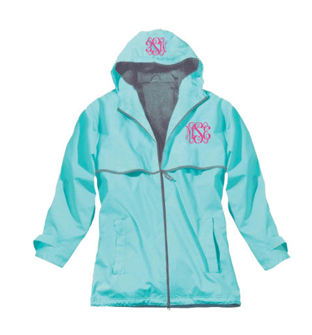 Charles River New Englander Rain Coat