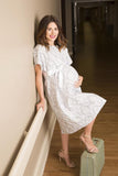 Kennedy Posh Pusher Labor & Delivery Gown