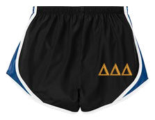 Delta Delta Delta Ladies Athletic Shorts