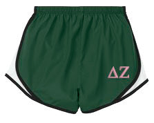 Delta Zeta Epsilon Ladies Athletic Shorts