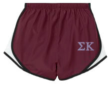 Sigma Kappa Ladies Athletic Shorts