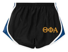 Theta Phi Alpha Sigma Ladies Athletic Shorts