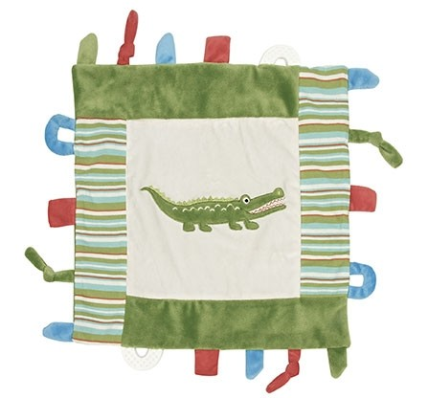 Boy Gator Multifunction Blanket