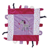 Zebra Multifunction Blanket