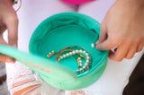 Mint Jewelry Case