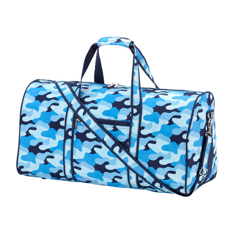 Cool Camo Duffel Bag