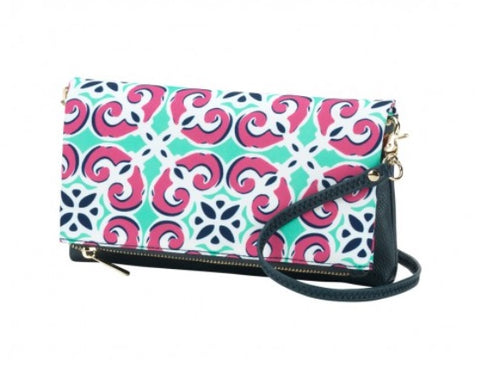 Mia Tile Crossbody Purse