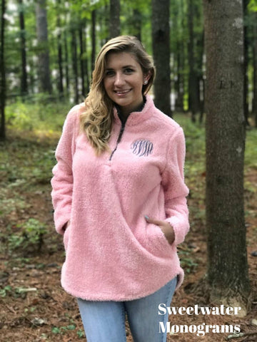 Charles River Sherpa Fleece Pullover
