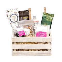 Edible Canada: By the Fireside Gift Basket